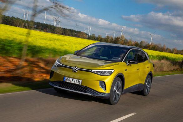 Bemutatkozott a Volkswagen ID.4 intelligens energiavisszanyerési koncepciója