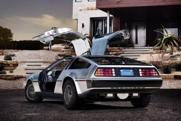 Elektromos autóként térhet vissza a DeLorean DMC 12