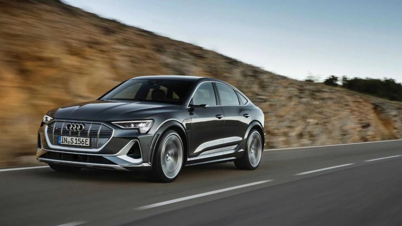 2020 az Audi e-tron modellek éve volt