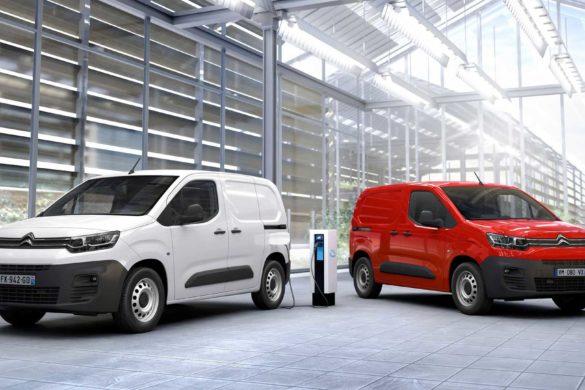 Bemutatkozott a Citroën e-Berlingo Van