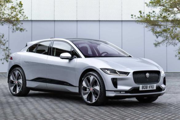 Rekordeladásokat ért el a Jaguar I-PACE 2020 utolsó negyedévében