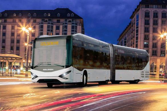 Hazánkban készül Európa első csuklós hidrogénbusza