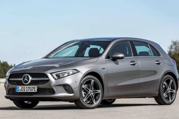 Megtriplázta az elektromos autó eladásait a Mercedes-Benz 2020-ban