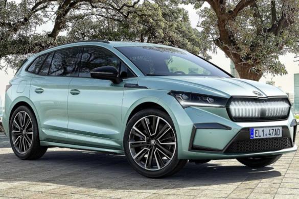 Hatszáz Škoda Enyaq iV-t értékesítettek 2020-ban